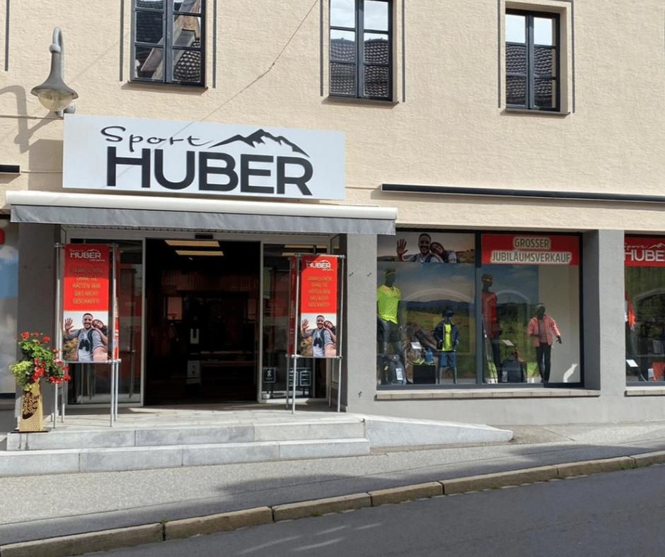SIGG Zeit zum Handeln Jubiläumsverkauf 125Jahre Sport Huber Zwiesel