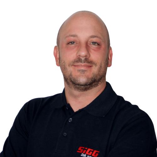 Portrait von Thomas Kolb, Projektleiter, SIGG Zeit zum Handeln
